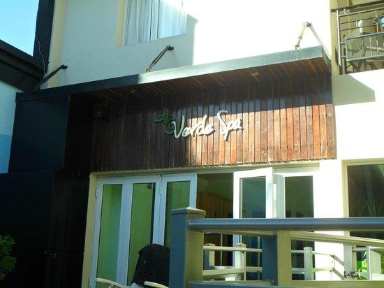 VerdeSolaro Suite Spa: Verde Spa