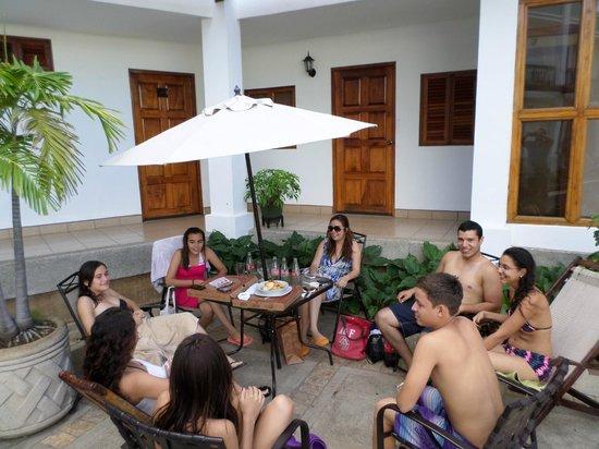 Hotel Mozonte: excelente piscina