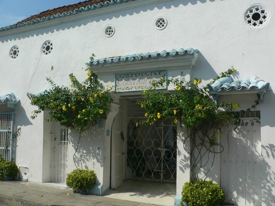 Hostal Casa Mara : entrance