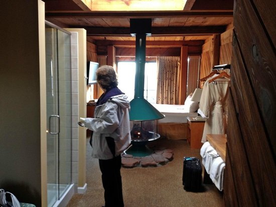 Timber Cove Resort: Room 502
