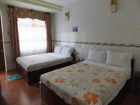 Oasis Hotel: Bedroom