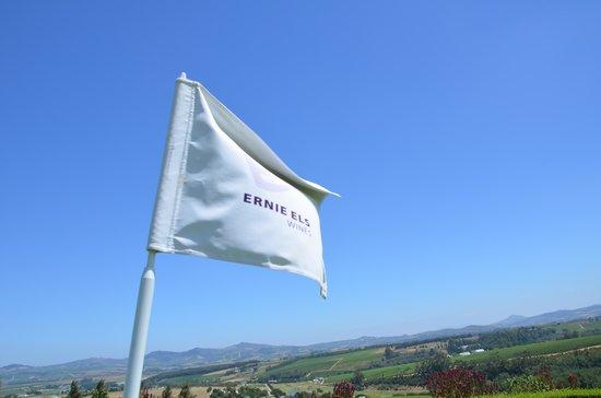 Ernie Els Wines: Ernie Els