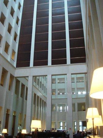 Berlin Marriott Hotel : Lobby