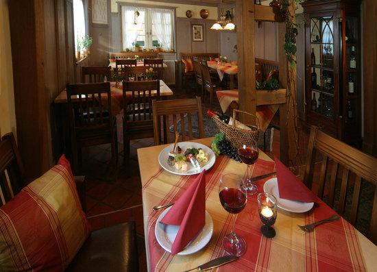 Hotel Engel : Restaurant