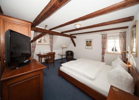 Hotel Engel : Doppelzimmer
