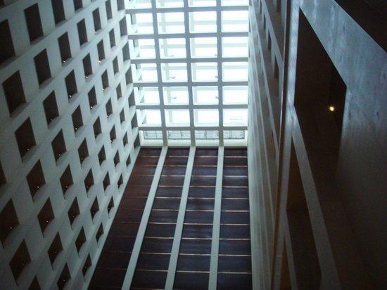 Berlin Marriott Hotel : Atrium