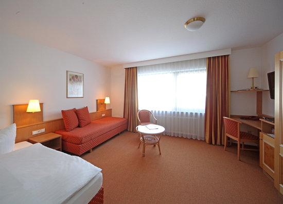 Hotel Engel : Einzelzimmer