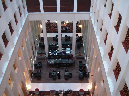 Berlin Marriott Hotel : Bar intérieur
