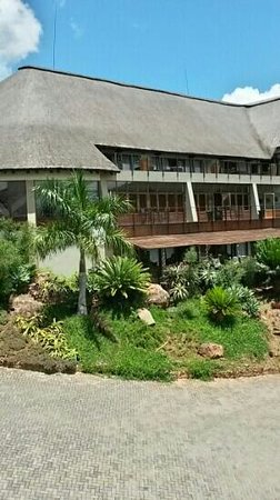 Jozini Tiger Lodge and Spa: love this place