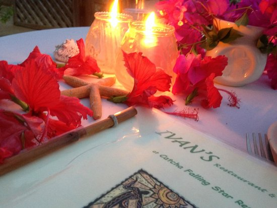 Catcha Falling Star: Private Champagne Dinner
