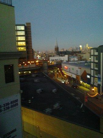 Sumner Hotel: panorama