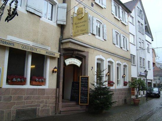 Gold River Italian Restaurant in Lahr