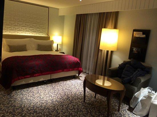 The Ritz-Carlton, Vienna: room
