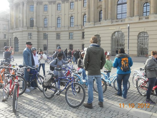 Fat Tire Tours Berlin: another site