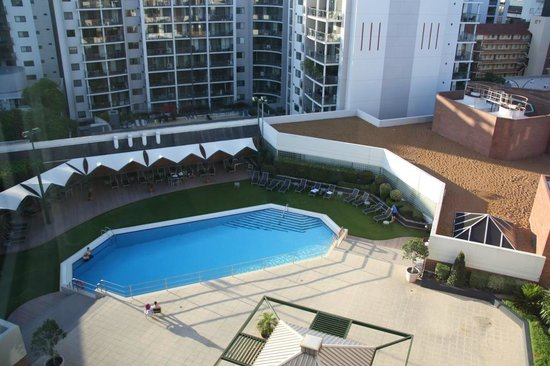 Our view picture of hyatt regency perth perth tripadvisor for Pool show perth