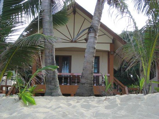 Lolita Bungalows: vores bungalow på beach