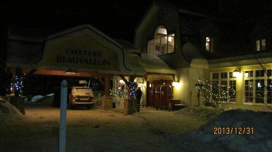Chateau Beauvallon Mont Tremblant: L'hotel