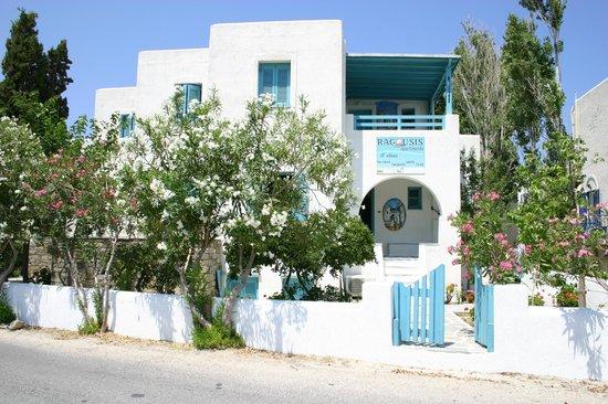 Ragousis Apartments: Exterior