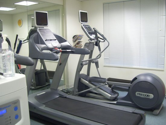 Fairfield Inn & Suites Chicago Downtown/Magnificent Mile: gym