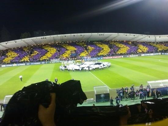 Stadion Ljudski vrt : NK Maribor