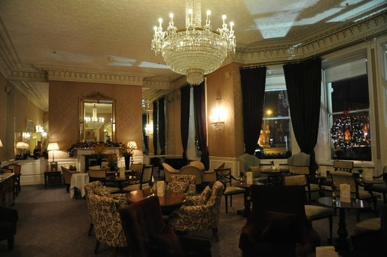 The Shelbourne Dublin, A Renaissance Hotel: tra room