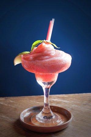 Kalakitas Mexican Food n' Drinks: Strawberry Margarita