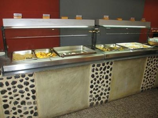 Hotel Oasis Belorizonte : matsalen