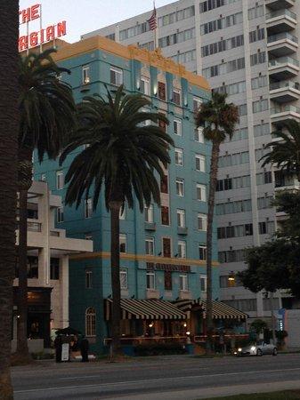 The Georgian Hotel: hotel