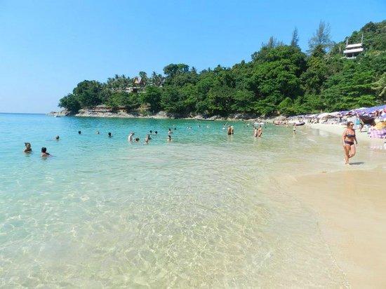 Laem Sing Beach: ...caletta...