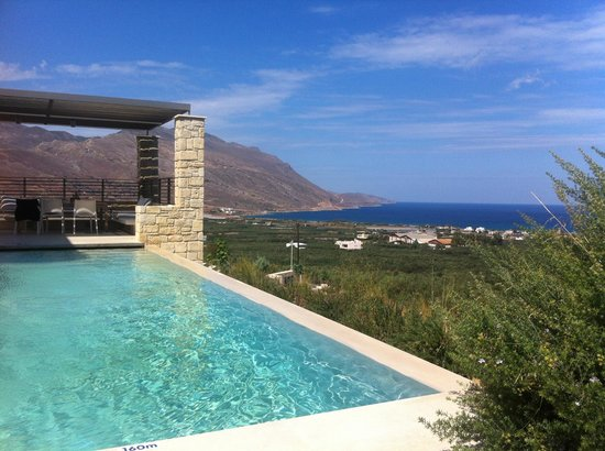Youphoria Villas: View