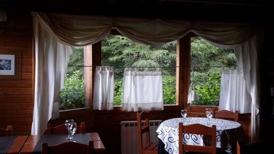 Hosteria Portal De Piedra: Desayunador y restoran