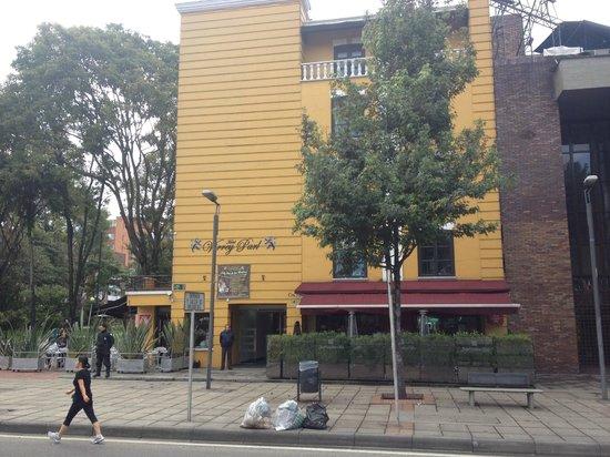 Hotel Virrey Park: fachada do hotel