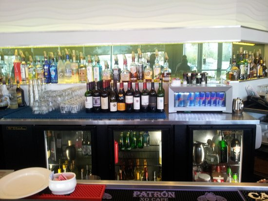 Kim Son Cafe: Bar selection