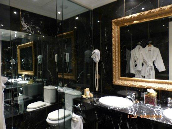 Hotel Alameda Palace: Baño