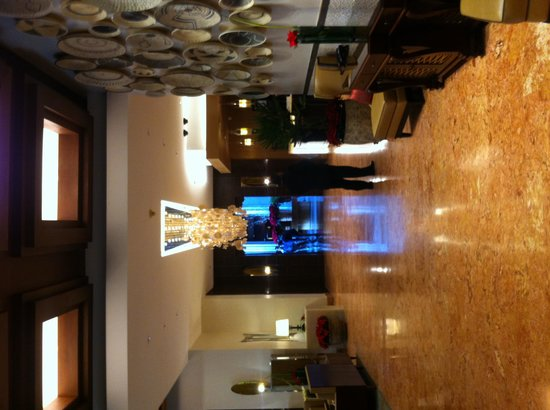 JW Marriott Hotel Mexico City: Lobby