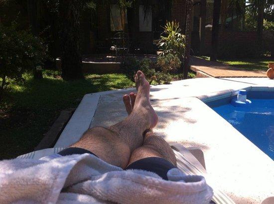 Hosteria-Spa Posada del Sol: Piscina