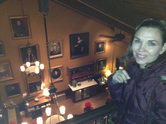Inn at Lambertville Station: Lobby