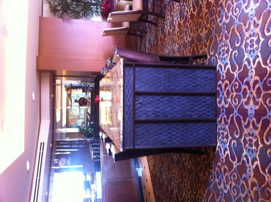 JW Marriott Hotel Mexico City: Lounge