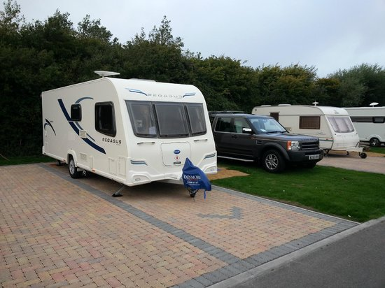 New Cheap Caravan For Hire In Brean Somerset