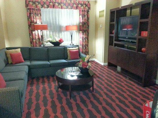 Eldorado Resort Casino : very comfortable