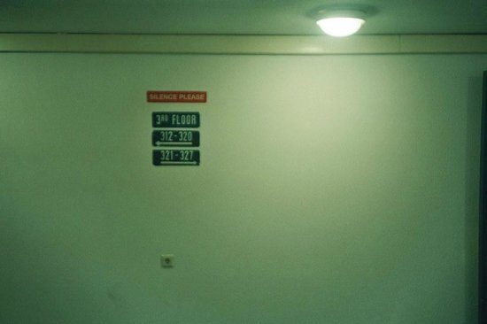 Hans Brinker Hostel Amsterdam: numbers