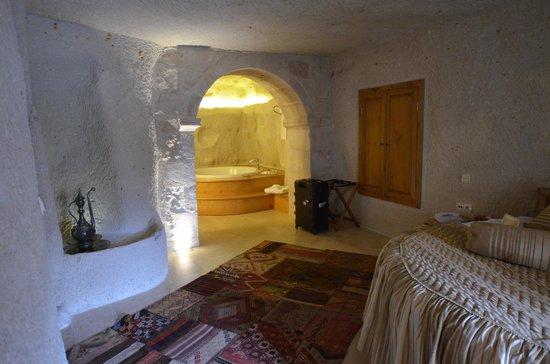 Doors Of Cappadocia Hotel : Cave Suite 112