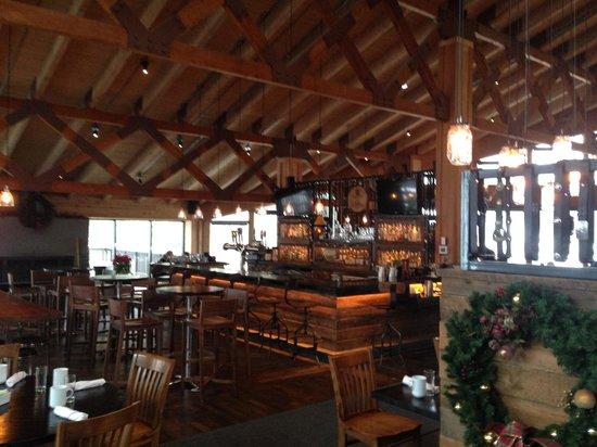 Snow King Resort: Bar/Restaurant at Snow King
