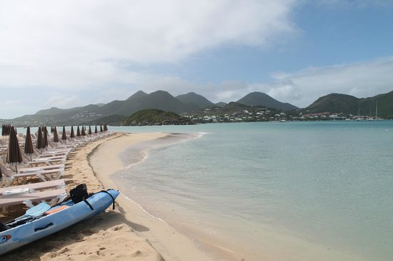 Caribbean Paddling: On Pinel