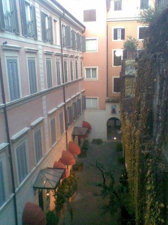 Hotel San Carlo : LA MIA CAMERA CON VISTA