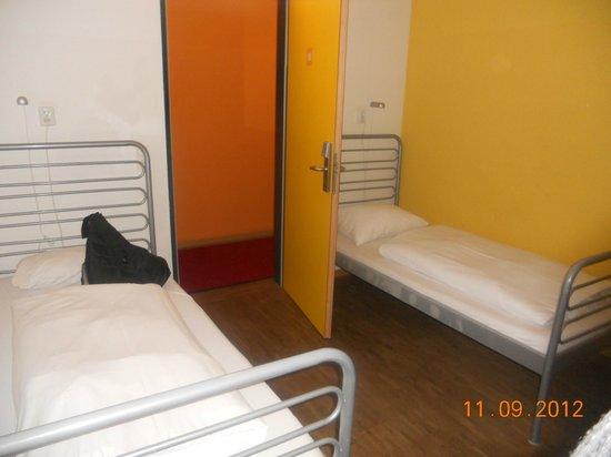 Citystay Mitte: room