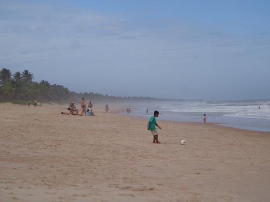 Imbassai Beach: praia imbassai