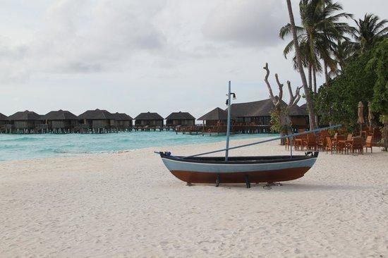 The Sun Siyam Iru Fushi Maldives : отель