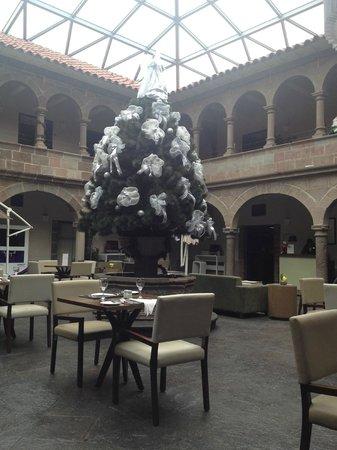 Novotel Cusco : Hall de entrada / restaurante