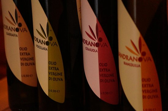 Mandranova Olive Oil